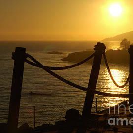 Micah May - Malibu sunset