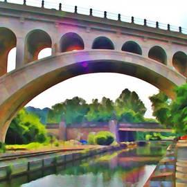Bill Cannon - Manayunk Canal