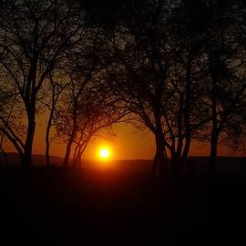 Jeff  Swan - Maryhill Sunrise