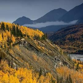 Sam Amato - Matanuska River Valley Alaska
