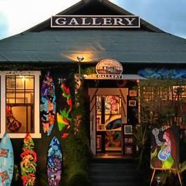 DJ Florek - Maui Gallery