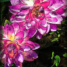Joan  Minchak - Maui Pink Garden