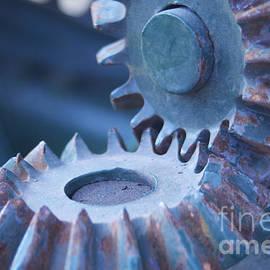 Morgan Wright - Mechanical Abstract