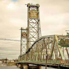 Debbra Obertanec - Memorial Bridge Portsmouth NH