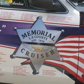John King - Memorial Crusier L A
