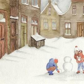 Annemeet Van der Leij - Memories...........