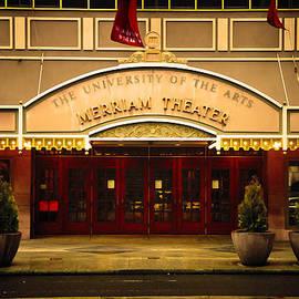 Bill Cannon - Merriam Theater