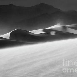 Bob Christopher - Death Valley California Mesquite Dunes 2