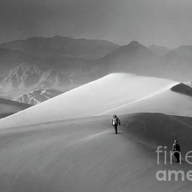 Bob Christopher - Death Valley Mesquite Dunes 7