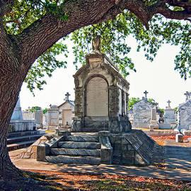 Steve Harrington - Metairie Cemetery
