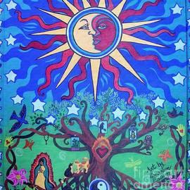Genevieve Esson - Mexican Retablos Prayer Board