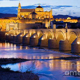 Artur Bogacki - Mezquita and Roman Bridge in Cordoba