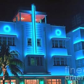 Jerry L Barrett - Miami Deco Lights