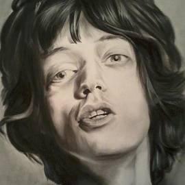 Morgan Greganti - Mick Jagger