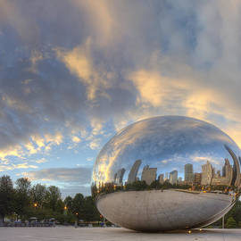 Twenty Two North Photography - Millennium Park in the Morning