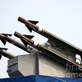 Yali Shi - Missile System