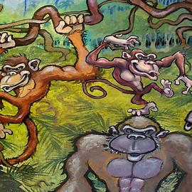 Kevin Middleton - Monkey Business
