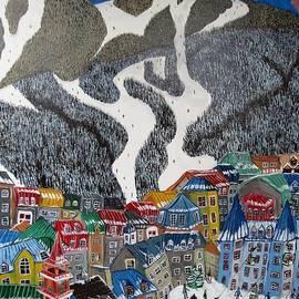 Sebastien Moreau - Mont Tremblant I