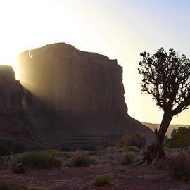 Mike McGlothlen - Monument Valley at Sunset