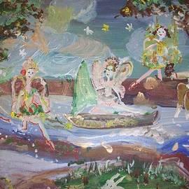 Judith Desrosiers - Moon River Fairies