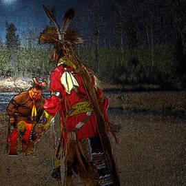 Irma BACKELANT GALLERIES - Moonlight Ritual