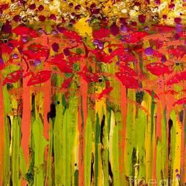 Angela L Walker - More Flowers in the Field