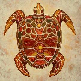 Anita Carden - Mosaic Sea Turtle