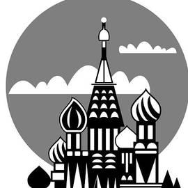 Michal Boubin - Moscow - Russian Orthodox church