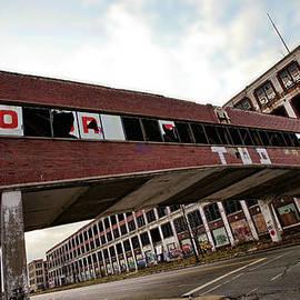 Gordon Dean II - Motor City Industrial Park The Detroit Packard Plant