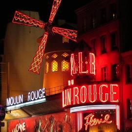 John Malone - Moulin Rouge