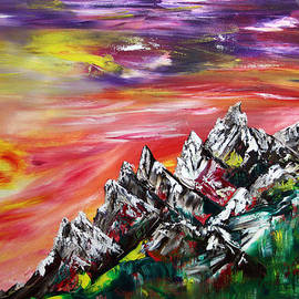 James Bryron Love - Mountain Dreams