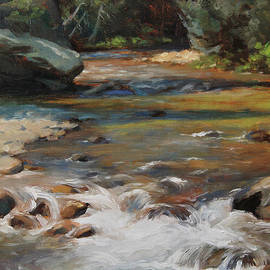 Anna Bain - Mountain Stream