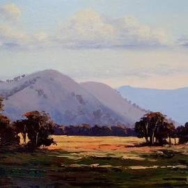 Anne Gardner - Mountain view