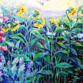 Trudi Doyle - My Summer Garden