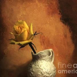 Marsha Heiken - My Yellow Rose