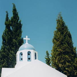 Melinda Seyler - Mykonos church