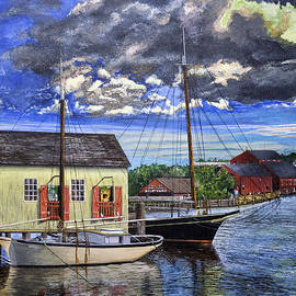 Stuart B Yaeger - Mystic Seaport Ct