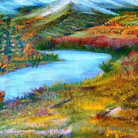 Janice Robertson - Mystical Alpine