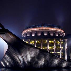 Janos Vajda - National theatre