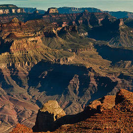 Bob and Nadine Johnston - Navajo Point Sunrise