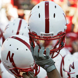 University of Nebraska - Nebraska Football Helmets
