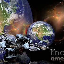 Shari Nees - Never Ending Earth
