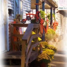 Rick Todaro - New  Egypt  Bicycle Shop