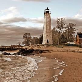 Frank Garciarubio - New Haven Lighthouse