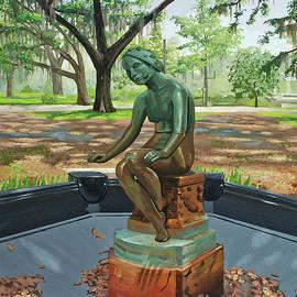Sean Gautreaux - New Orleans City Park Owen Fountain