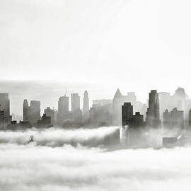 Regina Geoghan - New York Foggy Morn