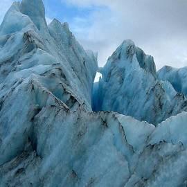 JoAnne Rauschkolb - New Zealand Glacier