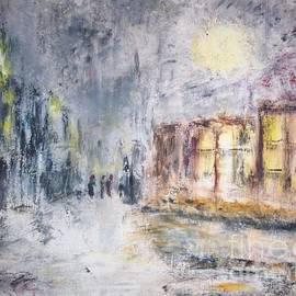 Mary Sedici - Night in the Suburb