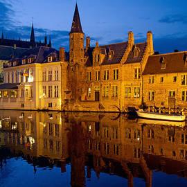 David Freuthal - Nighttime Brugge