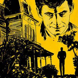 Giuseppe Cristiano - Norman Bates Psycho